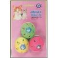 Jingleballs With Cat Face Card 3