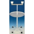 Parrot Stand on Wheels Small