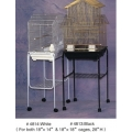 Trolley Stand On Wheels - Suits 40cm Cages