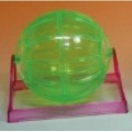 mlni Hamster(Mouse) Ball W/Stand 12cm