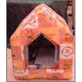 Elite-Pet Quilted House Shape Cubbies - Set 2