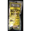 50 G Beefy Bone - Knotted Bone In Printed Bag