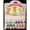 Cat Bells Card 24 -16mm