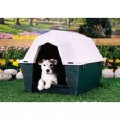 Plastic Dog Kennel Medium