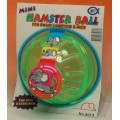Plastic Mouse Playball Small