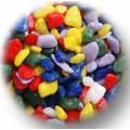 1.5 Kg Rainbow Gravel - 5 Colours mixed