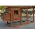 Timber Chicken Coop