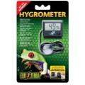 Led Hygrometer With Probe/Light 40-99 C