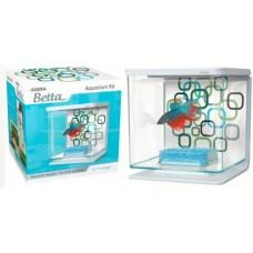 Marina Betta Kit Geo Bubbles 2ltrs