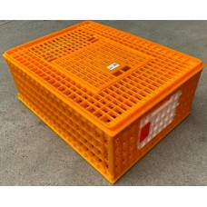 Plastic Chicken Crate 74cm