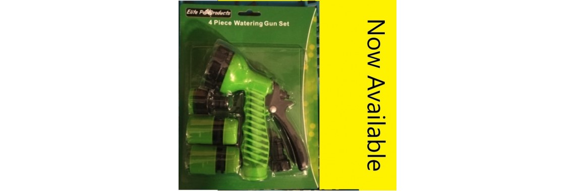 4 Piece Gun Set