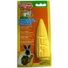 Small Animal Mineral Stone Corn