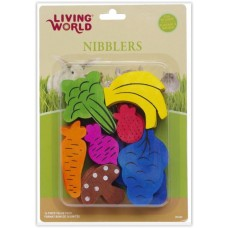 Living World Nibblers 14 Pack