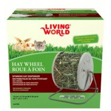 Living World Hay Wheel