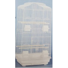 Birdcage 45x35x87cm Black