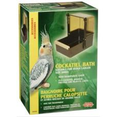 Outside Birdbath - Lge(Cockatiel Size)