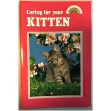 Caring for your Kitten Book
