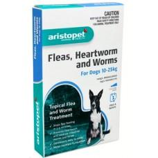 AP Spot On Dogs 10-25kg 3 Pack