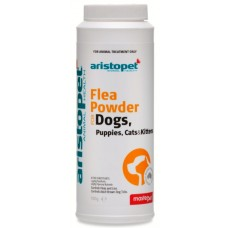 ap Flea/Tick Groomlng Powder W/Tea Tree 100G