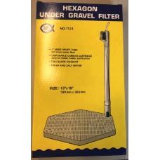 Hexagonal Filter 33cm X 38cm