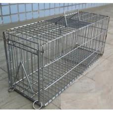 Steel Cat Trap 75cm