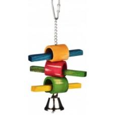 Hanging Rainbow Sticks Toy