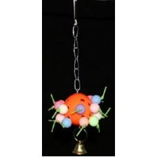 Acrylic Bird Toy