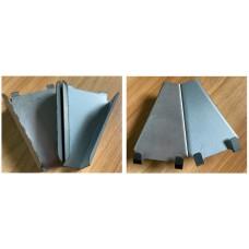 Metal Aviary Perch Holders Pack 4