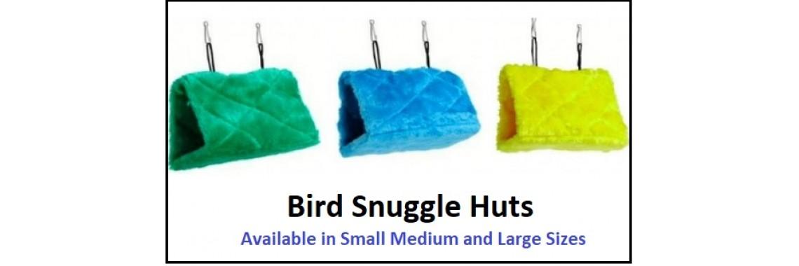 Bird Snuggle Huts