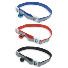 Adjustable Reflective Cat Collar W/Safety Buckle