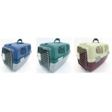 Plastic Pet Carrier 47.5cm
