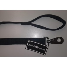 Black Cotton Webb Lead  300cm