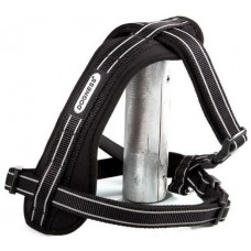 Dogness  REFLECTIVE NEOPREME HARNESS LARGE