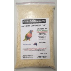Dry Lorikeet Diet 500G