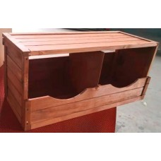 Wood Layer Box - 2 Hole