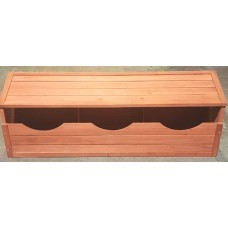 Wood Layer Box - 3 Hole