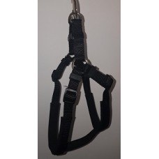 Black Comfy Harness Extra Small