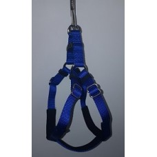 Blue Comfy Harness Small