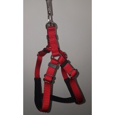Red Comfy Harness Extra Small