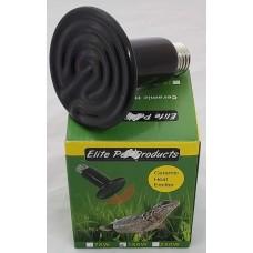 Black Ceramic Heat Emitter 150 watt