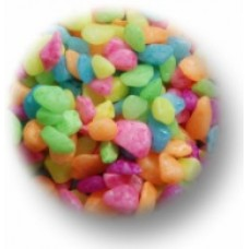 1.5 Kg Neon Multicolour Gravel