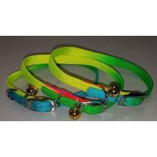 Rainbow Puppy Collar 35cm