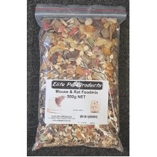 Mouse & Rat Foodmix Diet 500Gram