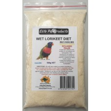 Wet Lorikeet Diet 500g