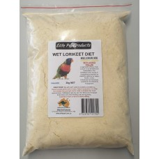 Wet Lorikeet Diet 2Kg