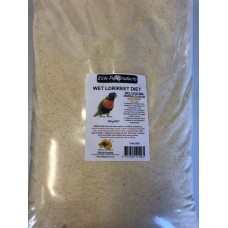 Wet Lorikeet Diet 20Kg