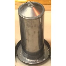 Stainless Steel Poultry Drinker 5Ltr
