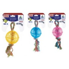 Ball with Rope Toy - Large