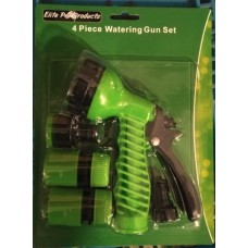 4 Piece Watering Gun Set