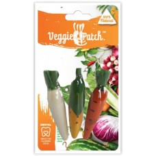 Veggie Patch Carrot/Corns 3Pack